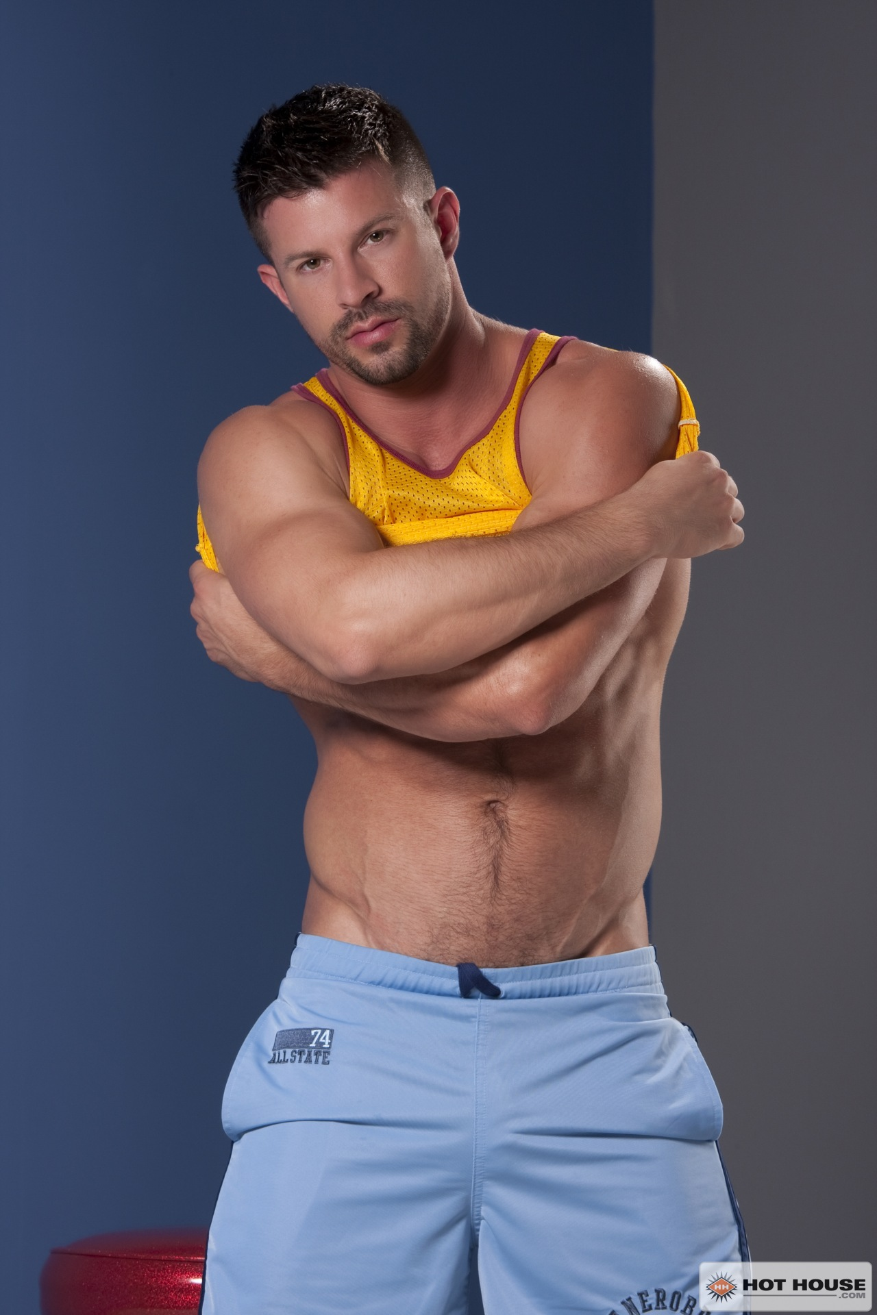 from Casey gay muscle king