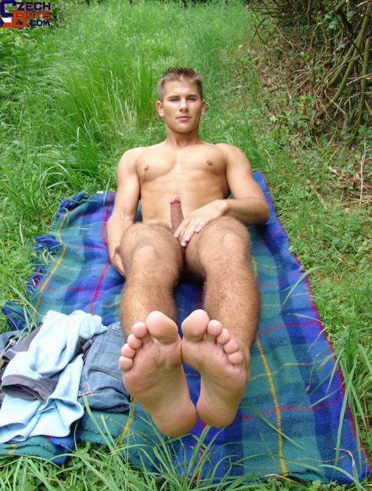 naked Gay jocks