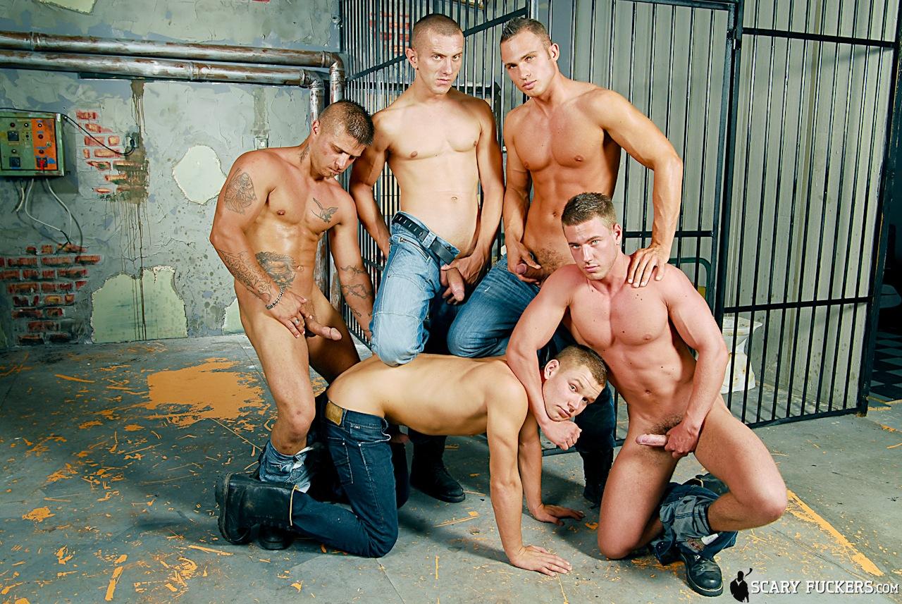Гей Порно В Российской Тюрьме