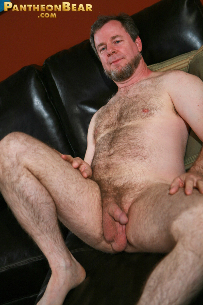 fat men Naked hairy