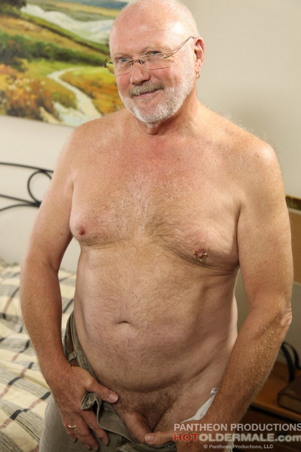 from James fat old men sex