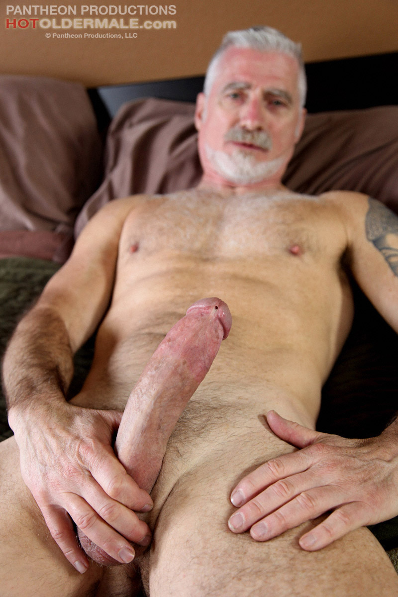 Old man dick fuck