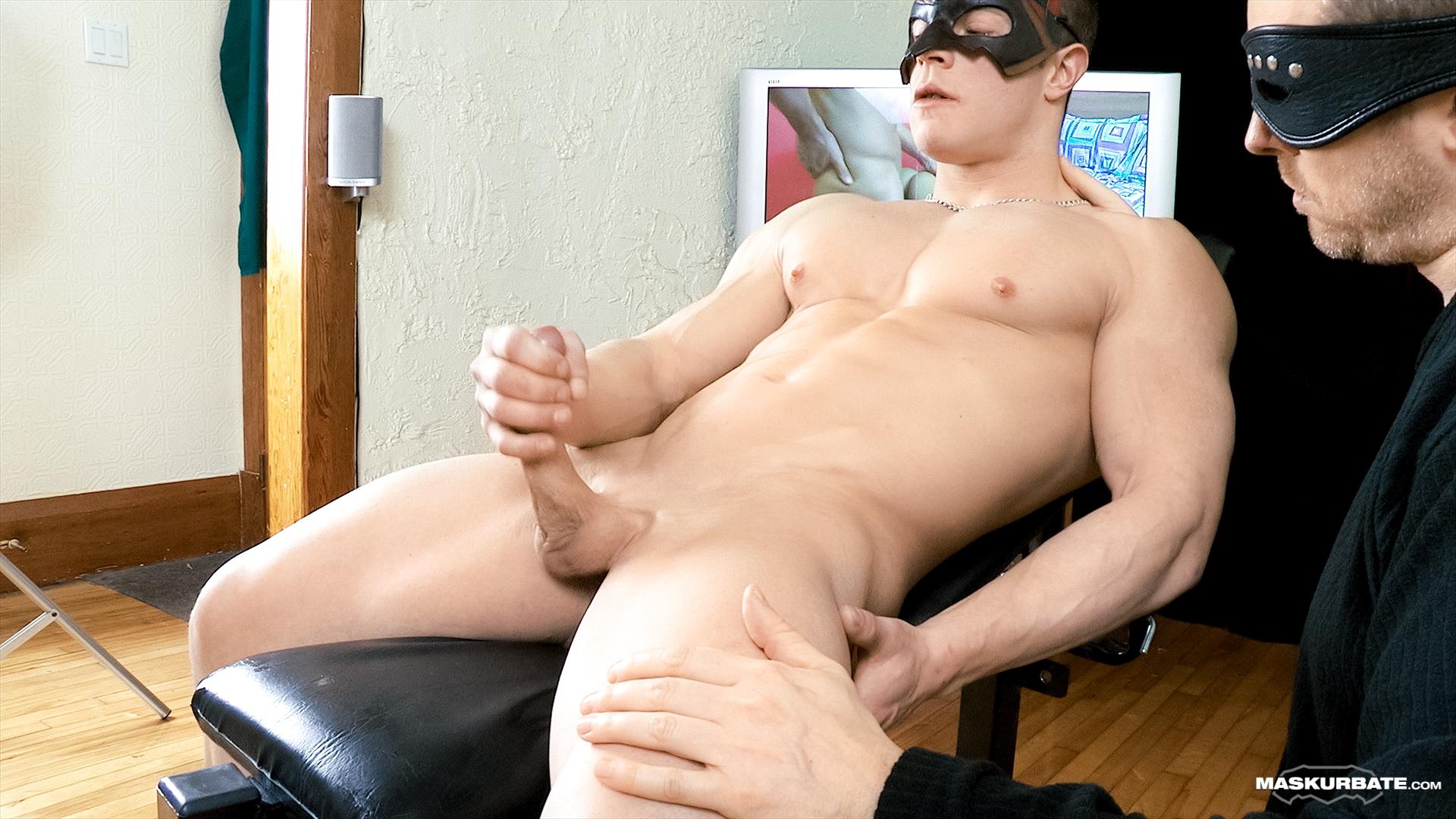 Hot Nude Photos Stroking his huge cock
