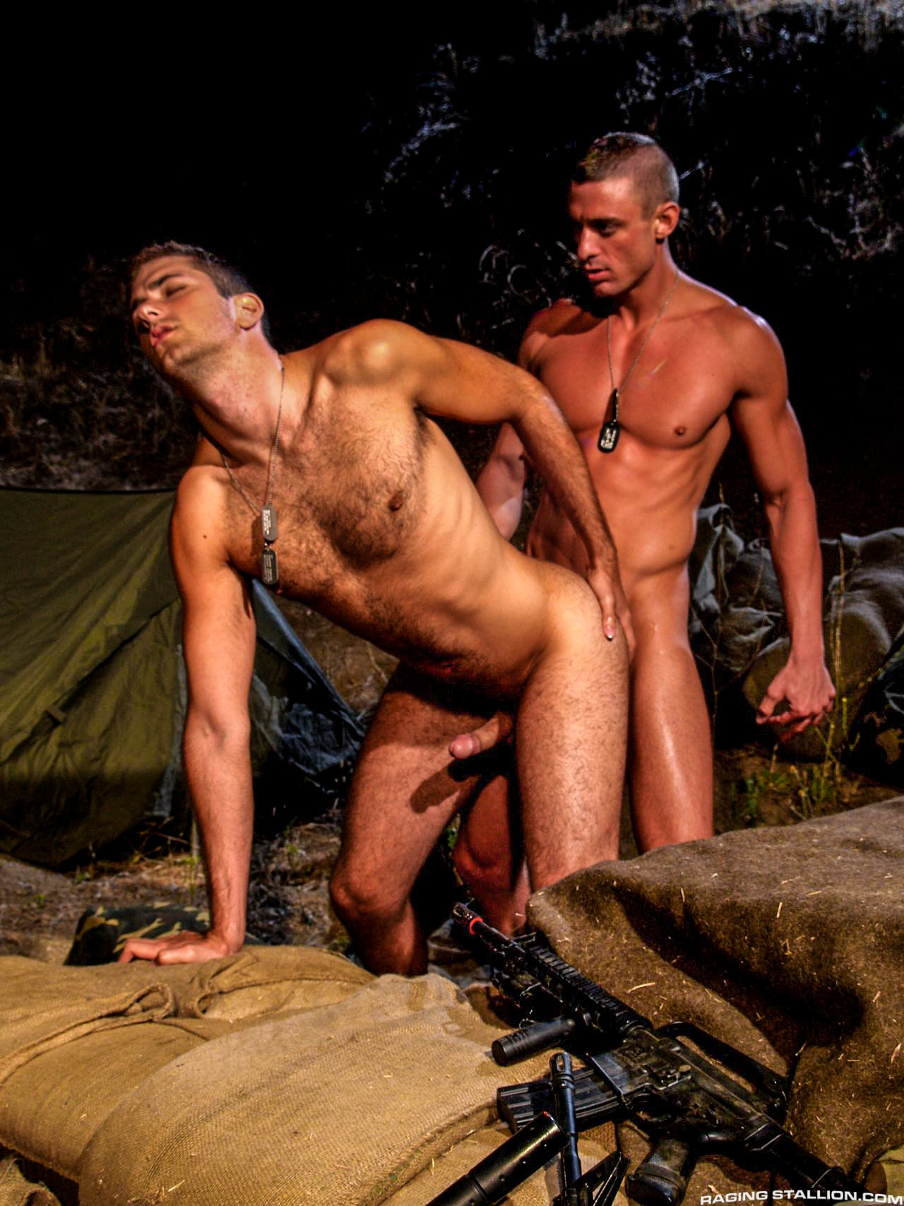 Soldiers Orgy