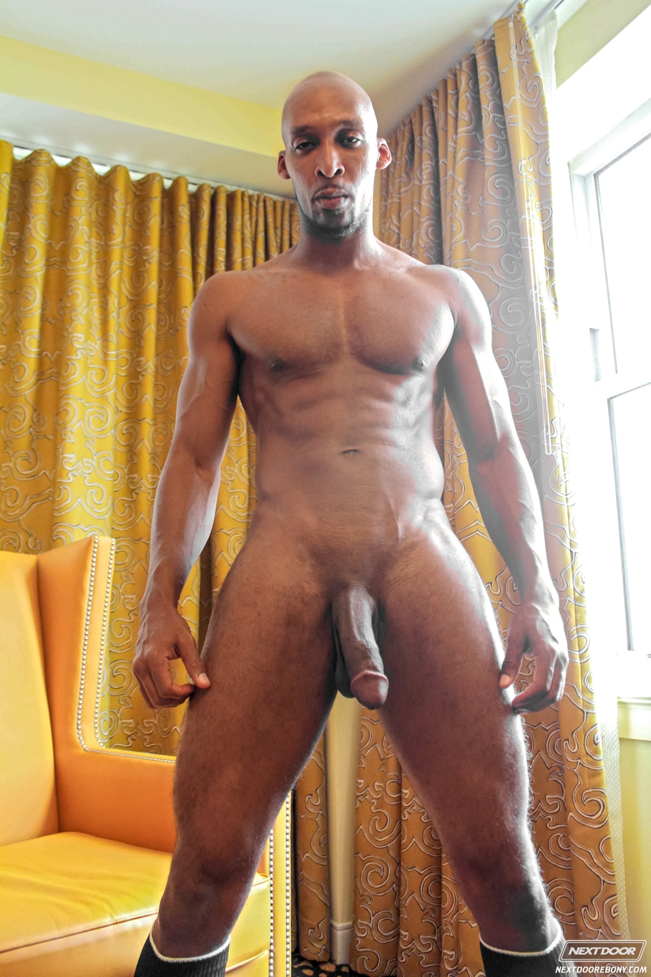 from Rocco best naked black men