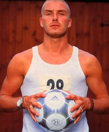 David Beckham Uncut Cock 27