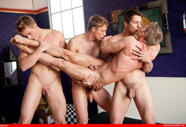 Красивое порно геи групповуха