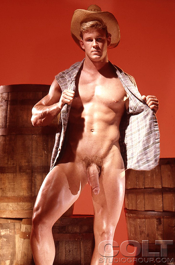 from Canaan gay cowboy models