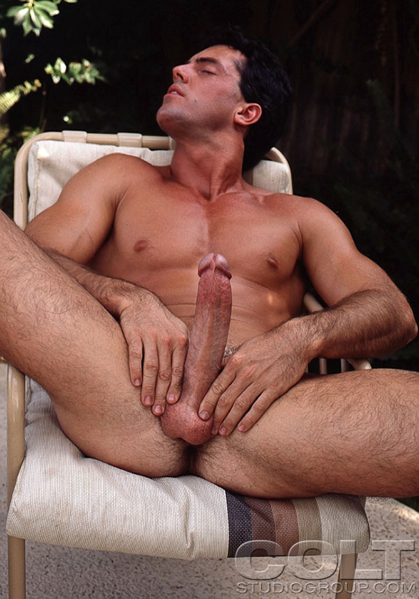 Male model huge cock amusing