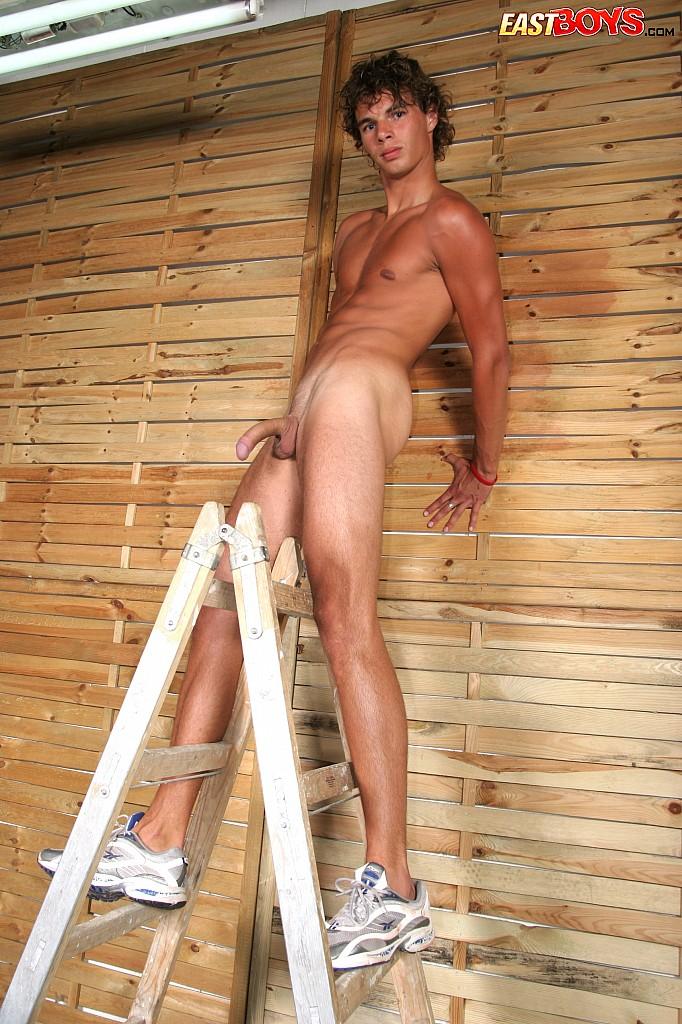 from Vivaan gay posing naked
