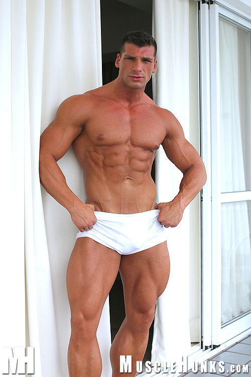 Muscle Hunks - Free Pictures and Vids from MuscleHunks.com.
