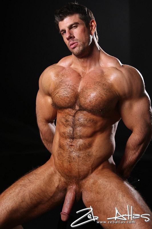 zeb nude on black