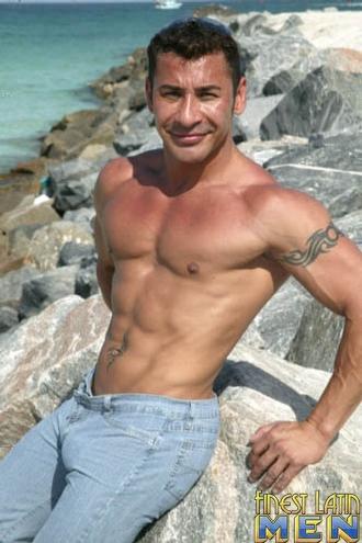 Muscle man Carioca Silver