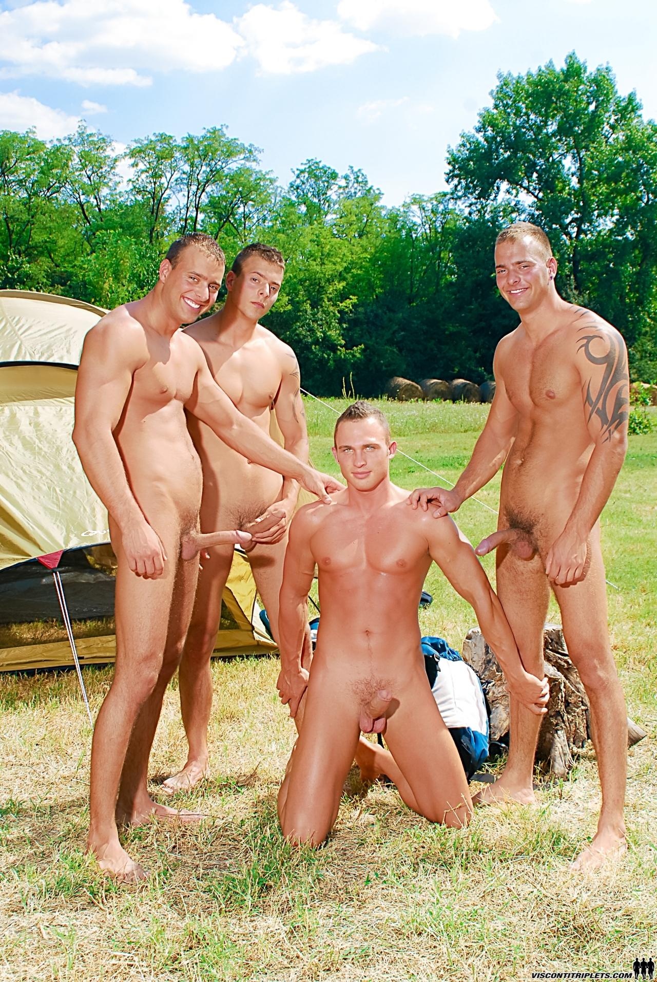 gay camping sex