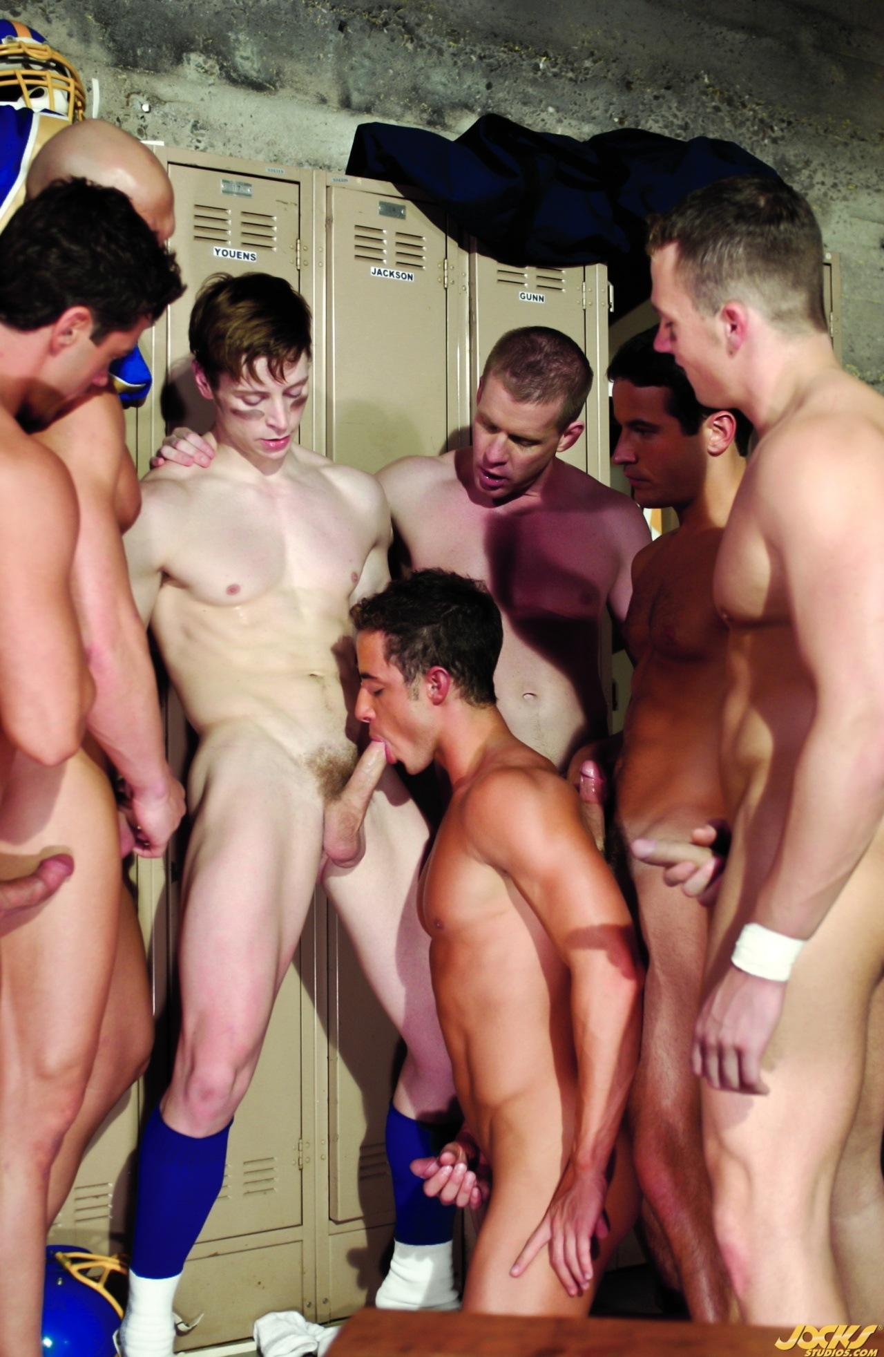 Gay College Orgies