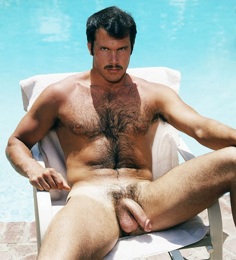 Naked men handsome older