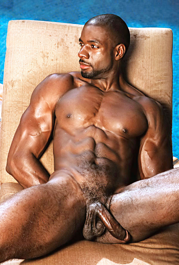 black gay solo porn
